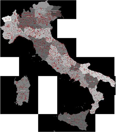 Mappa Punto Risarcimento